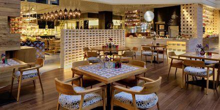 Restaurant The Collective på Grand Hyatt i Bur Dubai, Dubai