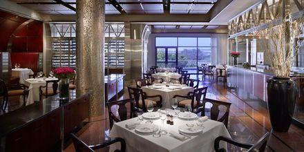 Restaurant Manhattan Grill på Grand Hyatt i Bur Dubai, Dubai.