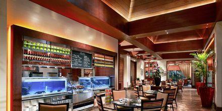 Restaurant Peppercrab på Grand Hyatt i Bur Dubai, Dubai
