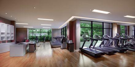 Fitnessrum på Grand Hyatt i Bur Dubai, Dubai