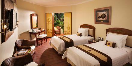 Deluxe-værelser på Grand Mirage Resort i Tanjung Benoa på Bali
