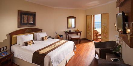 Deluxe-værelse på Hotel Grand Mirage Resort på Bali.
