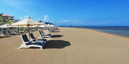 Stranden ved Grand Mirage Resort i Tanjung Benoa på Bali