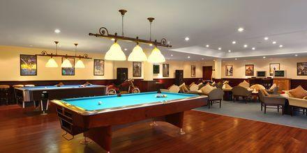 Billard på Grand Mirage Resort i Tanjung Benoa på Bali