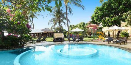 Pool på Grand Mirage Resort i Tanjung Benoa på Bali