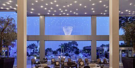 Lobby på Hotel Grecian Park, Cypern.