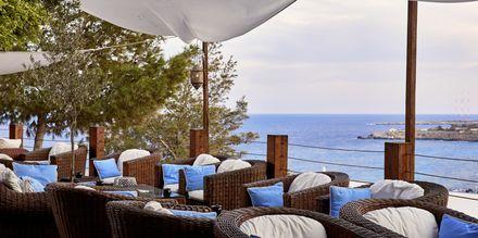 Loungebar på Hotel Grecian Park, Cypern.