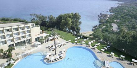 Poolområdet på Hotel Grecian Park, Cypern.