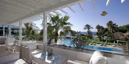 Lounge på Hotel Grecian Sands, Cypern.