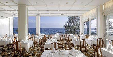Restaurant på Hotel Grecian Sands, Cypern.