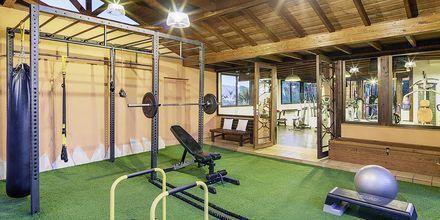 Fitness faciliteter på hotel Green Garden Resort på Tenerife, De Kanariske Øer, Spanien.