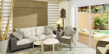 2-værelses lejligheder på hotel Green Garden Resort på Tenerife, De Kanariske Øer, Spanien.