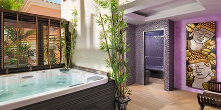 Spa på hotel Green Garden Resort på Tenerife, De Kanariske Øer, Spanien.