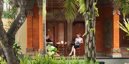 Hotel Griya Santrian på Bali, Indonesien.