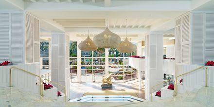 Lobby på Hotel H10 Conquistador på Tenerife.
