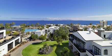 Hotel H10 Rubicon Palace i Playa Blanca på Lanzarote.