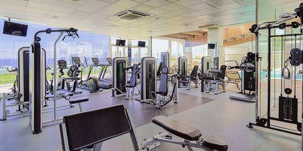 Fitness på Hotel H10 Rubicon Palace i Playa Blanca på Lanzarote.
