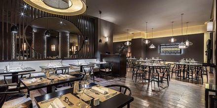 Den orientalske a la carte-restaurant Sakura på Hotel H10 Rubicon Palace i Playa Blanca på Lanzarote.