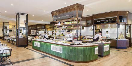 Buffetrestaurant Janubio på Hotel H10 Rubicon Palace i Playa Blanca på Lanzarote.