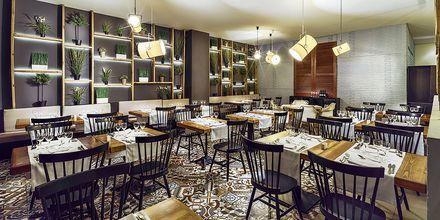Buffetrestaurant Tabiaba på Hotel H10 Rubicon Palace i Playa Blanca på Lanzarote.