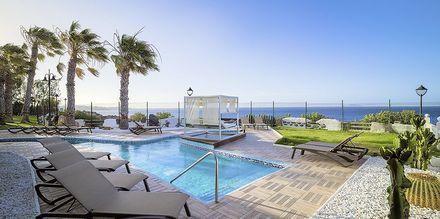 Pool ved spaområdet på Hotel H10 Rubicon Palace i Playa Blanca på Lanzarote.