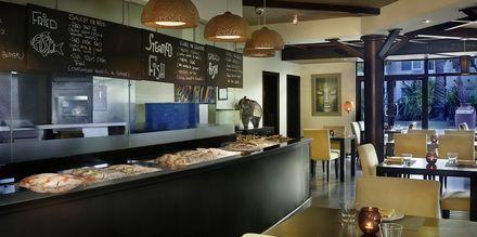 Restaurant på Hotel Habtoor Grand Resort Autograph Collection i Dubai