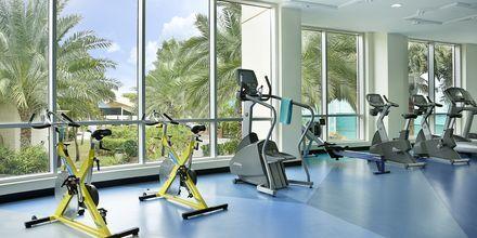 Fitness på Hotel Habtoor Grand Resort Autograph Collection i Dubai