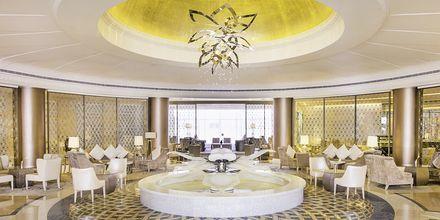Lobby på Hotel Habtoor Grand Resort Autograph Collection i Dubai