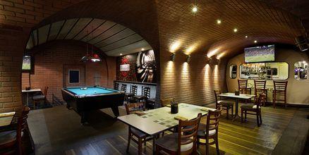 Bar på Hotel Habtoor Grand Resort Autograph Collection i Dubai