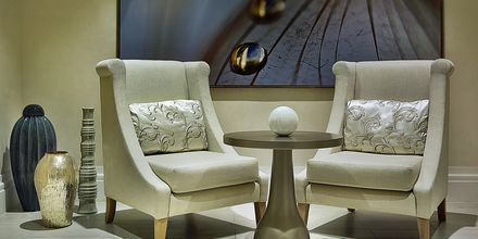 Lounge på Hotel Habtoor Grand Resort Autograph Collection i Dubai