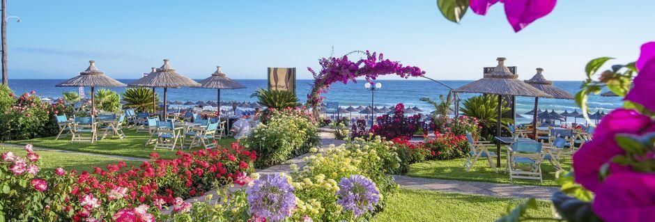 Hotel Haris i Vrachos, Grækenland.
