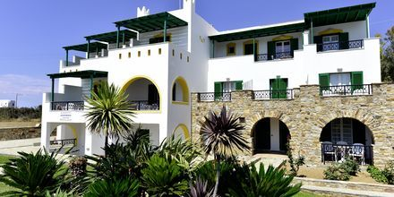 Hotel Harmony på Naxos i Grækenland.