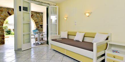 2-værelses lejlighed på Hotel Harmony på Naxos i Grækenland.