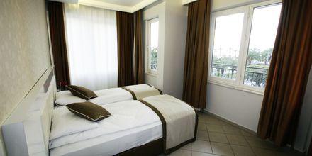 2- og 3-værelses lejlighed på Hotel Havana Apart i Alanya, Tyrkiet.
