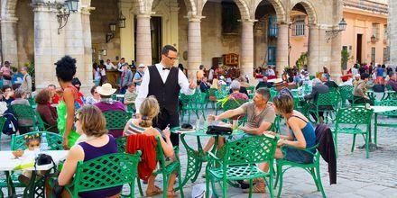 Havanna på Cuba.