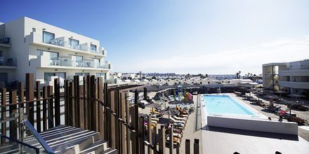 Hotel HD Beach Resort på Lanzarote, De Kanariske Øer.
