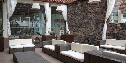 Terrasse på Hotel HD Beach Resort på Lanzarote, De Kanariske Øer.