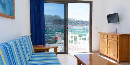 2-værelses lejlighed på Hotel Heliomar på Gran Canaria, De Kanariske Øer.