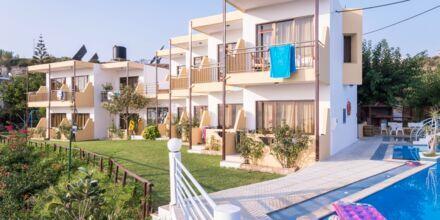 Pool på Hotel Hermes på Kreta.