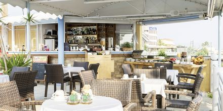 Restaurant på Hotel Hermes på Kreta