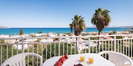 3-værelses lejlighed på Hotel Hermes på Kreta.