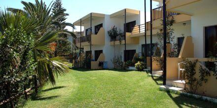 Hotel Hermes på Kreta, Grækenland.