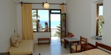 1-værelses lejlighed på Hotel Hermes på Kreta.