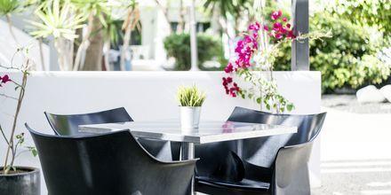 Restaurant på Hotel HG Lomo Blanco på Lanzarote, De Kanariske Øer.