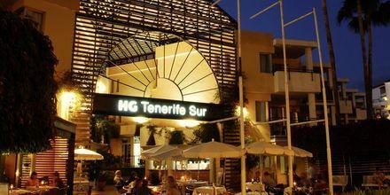 Hotel HG Tenerife Sur på Tenerife, De Kanariske Øer, Spanien.