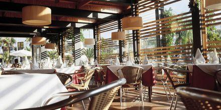 Restaurant på Hotel Tenerife Sur på Tenerife, De Kanariske Øer, Spanien.