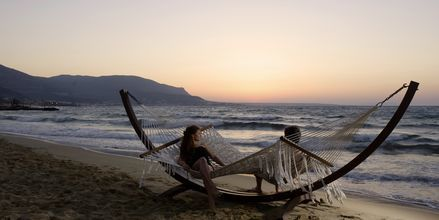 Hotel High Beach i Malia, Kreta