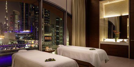 Spa på Hilton Dubai al Habtoor City, Dubai.