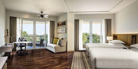 Suite på Hilton Hua Hin Resort & Spa, Thailand.