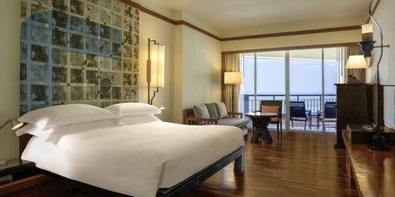 Dobbeltværelse på Hilton Hua Hin Resort & Spa, Thailand.